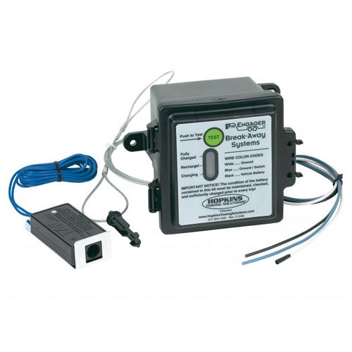 COMPLETE Breakaway System - Inc battery, switch and lead