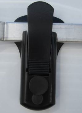 Cam Latch & Keeper for Rear Doors